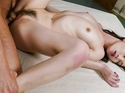 Amazing Japanese model Mei Naomi in Hottest JAV uncensored Creampie clip