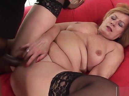 Marcela Likes A Big Black Cock