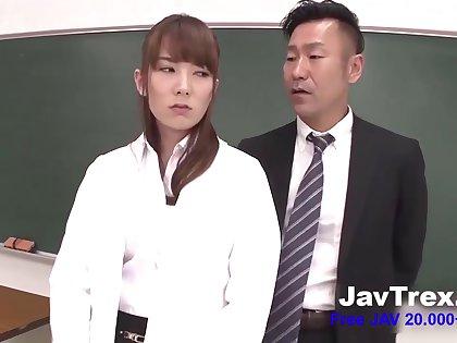 JavTrex.com - Yui Hatano dilute sex