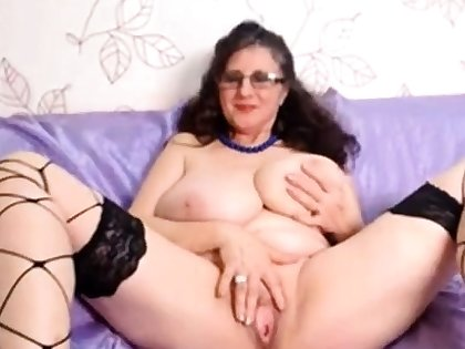 Obese pair and pussy IntenseMature