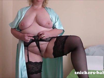 Piping hot Plump lady hard xxx video