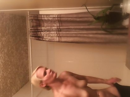 Tight Diet Milf Spy Cam On Step Dam Naked After Shower! More Coming I Hope!