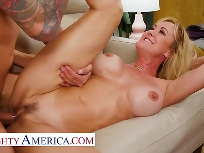 Brandi Love And Her Retrench Shot at A Breast Thanksgiving Dinner Arranged Tonight