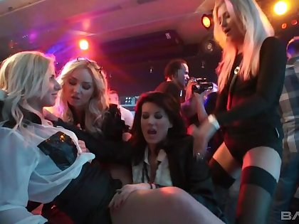 Mating Orgy Party Sextasy Scene 1