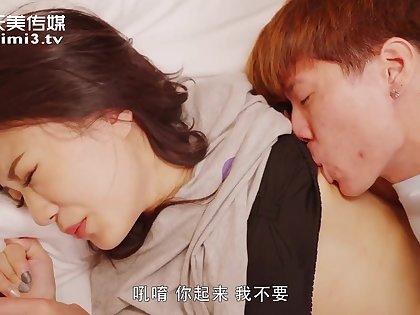 Tianmei Media TM0114 The Bedroom Was Peeped - Allie 天美傳媒 TM0114 被偷窺的臥房 艾莉 - Porn Personality
